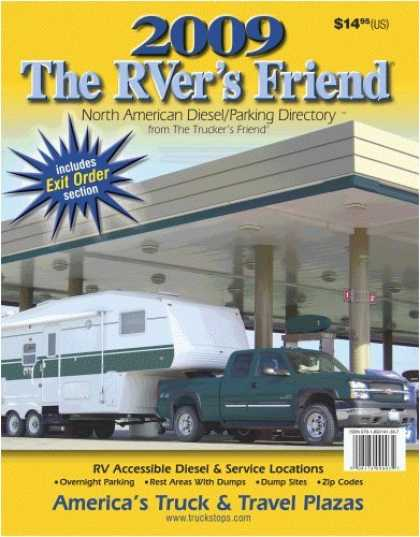 Books About Friendship - 2009 The RVer's Friend: North American Diesel/Parking Directory