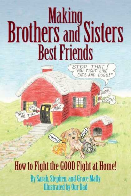 Books About Friendship - Making Brothers and Sisters Best Friends