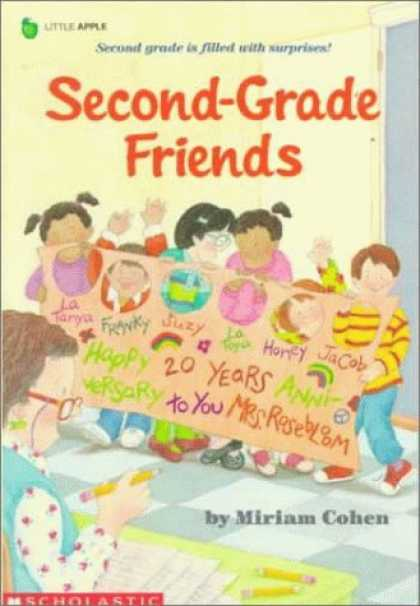 Books About Friendship - Second Grade Friends
