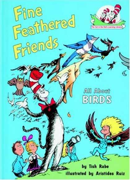 Books About Friendship - Fine Feathered Friends: All About Birds (Cat in the Hat's Learning Library)