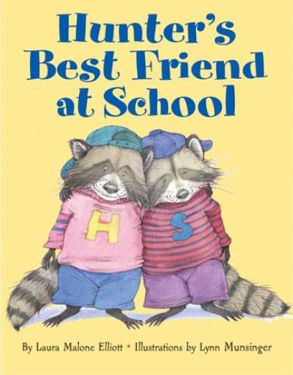 Books About Friendship - Hunter's Best Friend at School