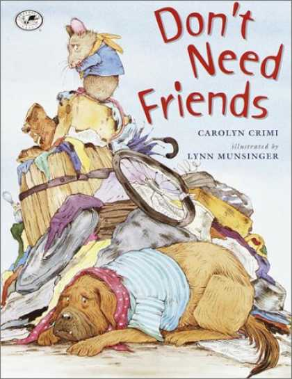 Books About Friendship - Don't Need Friends