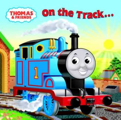 Books About Friendship - Thomas and Friends: On the Track... There and Back (Thomas & Friends)