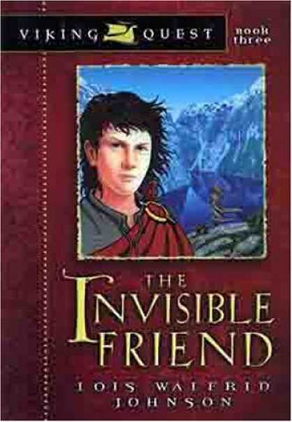 Books About Friendship - The Invisible Friend (Raiders from the Sea Series)