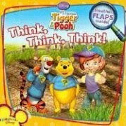 Books About Friendship - Think! Think! Think! (My Friends Tigger & Pooh)