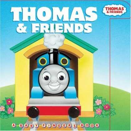 Books About Friendship - Thomas & Friends (Baby Fingers)