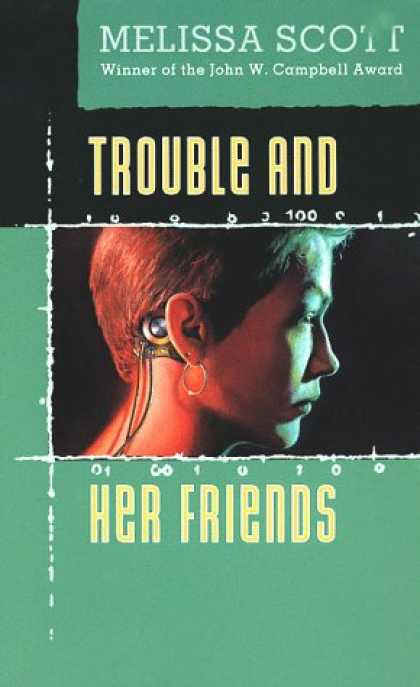 Books About Friendship - Trouble and Her Friends