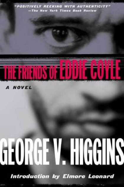 Books About Friendship - The Friends of Eddie Coyle: A Novel (John MacRae Books)