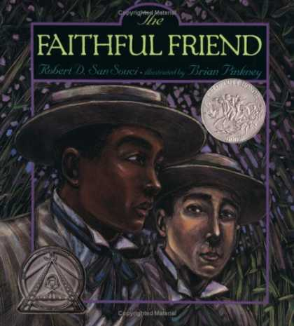 Books About Friendship - The Faithful Friend