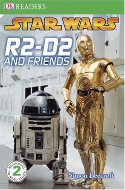 Books About Friendship - R2-D2 and Friends (DK READERS)