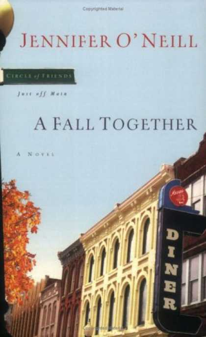 Books About Friendship - A Fall Together (Circle of Friends, Just Off Main)