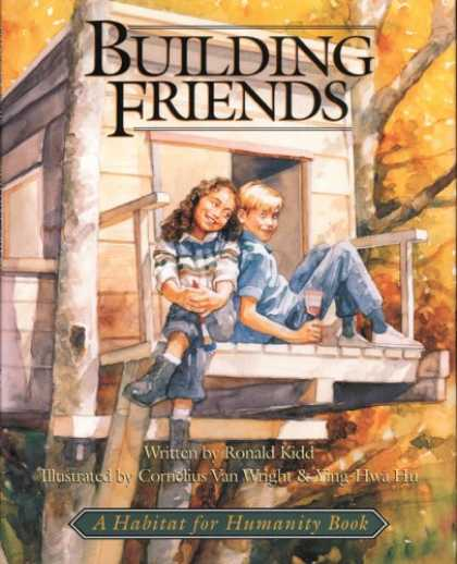 Books About Friendship - Building Friends