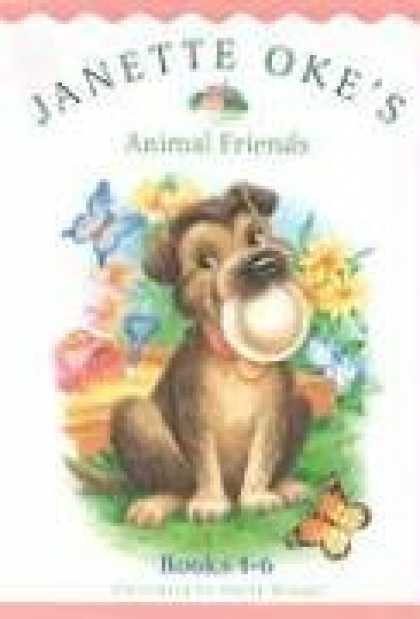 Books About Friendship - Janette Okes Animal Friends Pack, vols. 1-6 (Janette Okes Animal Friends)