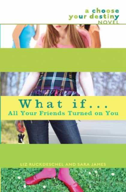 Books About Friendship - What If . . . All Your Friends Turned on You