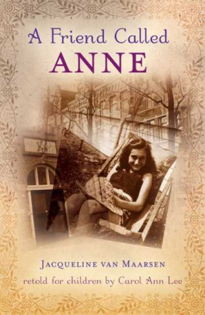 Books About Friendship - A Friend Called Anne