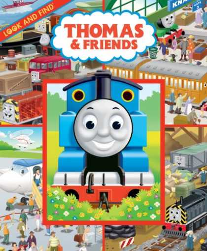 Books About Friendship - Thomas & Friends (Look and Find (Publications International))