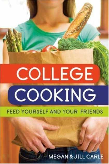 Books About Friendship - College Cooking: Feed Yourself and Your Friends