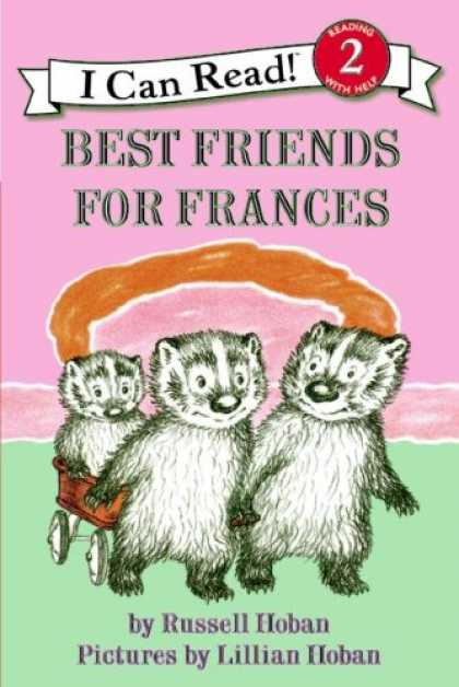 Books About Friendship - Best Friends for Frances (I Can Read Book 2)