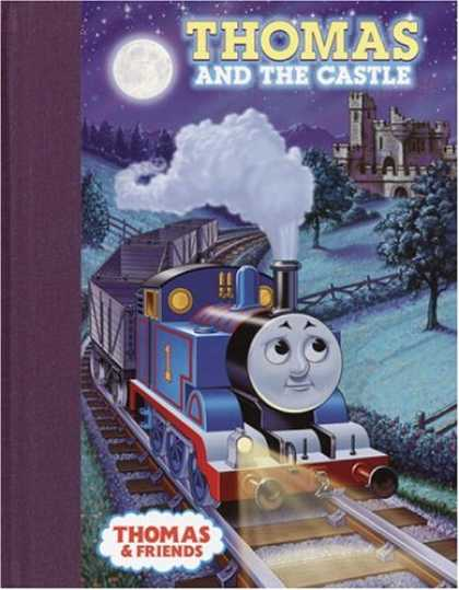 Books About Friendship - Thomas and the Castle (Thomas & Friends)