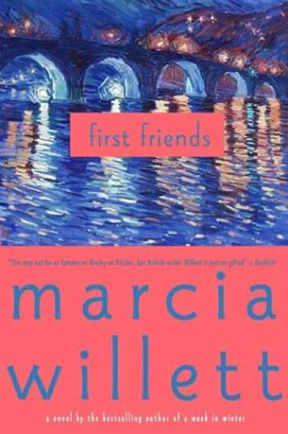 Books About Friendship - First Friends: A Novel