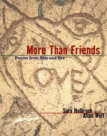 Books About Friendship - More Than Friends: Poems from Him and Her