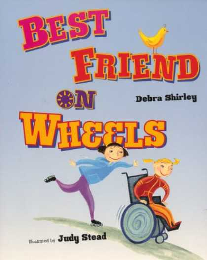 Books About Friendship - Best Friend on Wheels: A Concept Book