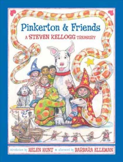 Books About Friendship - Pinkerton & Friends (Dial Books for Young Readers)