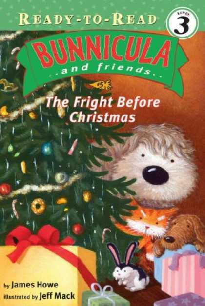 Books About Friendship - The Fright Before Christmas (Bunnicula and Friends Ready-to-Read)