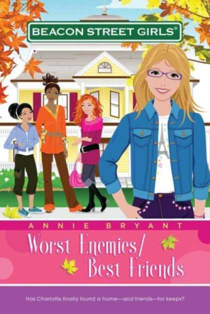 Books About Friendship - Worst Enemies/Best Friends (Beacon Street Girls #1)