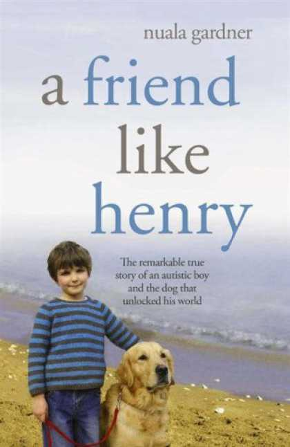 Books About Friendship - A Friend Like Henry