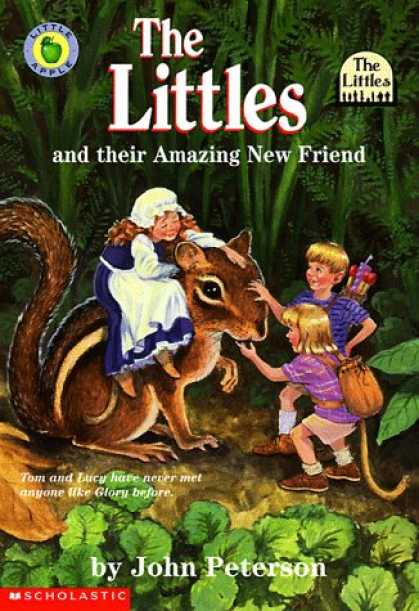 Books About Friendship - The Littles And Their Amazing New Friend