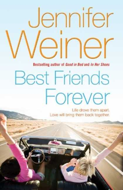 Books About Friendship - Best Friends Forever