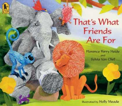 Books About Friendship - That's What Friends Are For