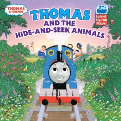 Books About Friendship - Thomas and the Hide and Seek Animals (Thomas & Friends)