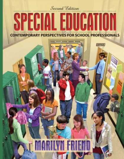 Books About Friendship - Special Education: Contemporary Perspectives for School Professionals (2nd Editi