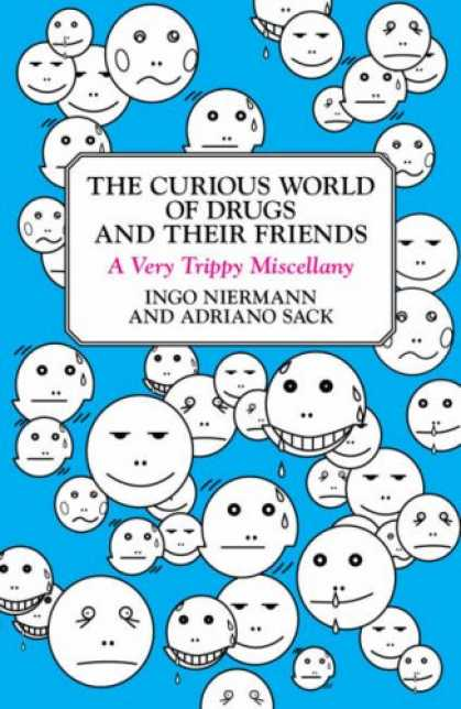 Books About Friendship - The Curious World of Drugs and Their Friends: A Very Trippy Miscellany