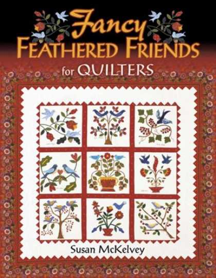 Books About Friendship - Fancy Feathered Friends for Quilters