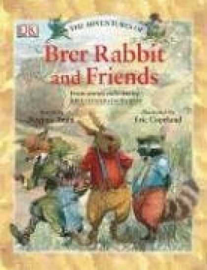 Books About Friendship - Brer Rabbit and Friends
