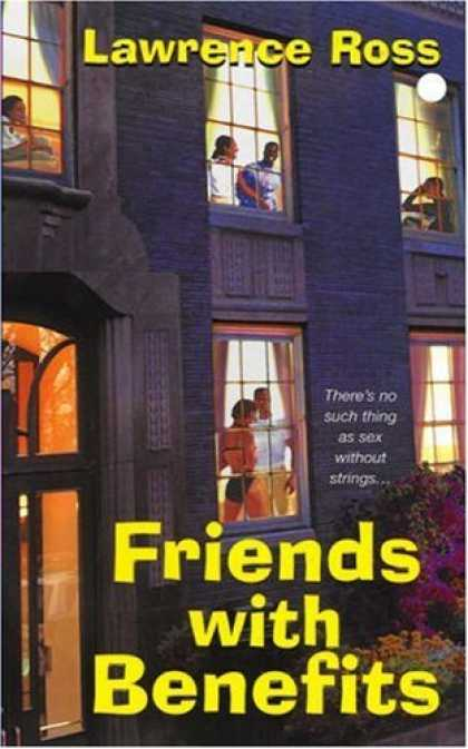 Books About Friendship - Friends With Benefits