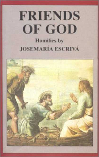 Books About Friendship - Friends of God: Homilies