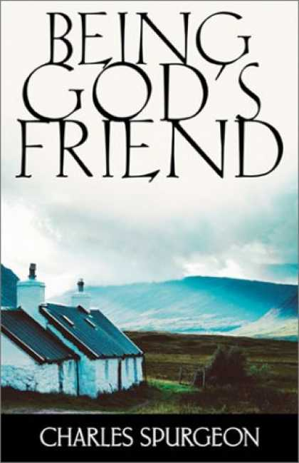 Books About Friendship - Being God's Friend