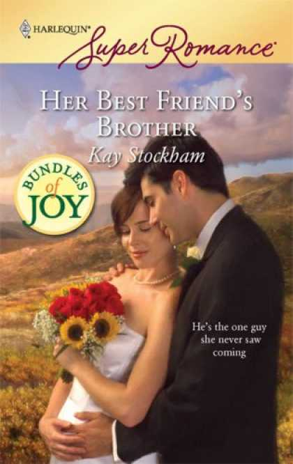 Books About Friendship - Her Best Friend's Brother (Harlequin Superromance)