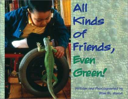 Books About Friendship - All Kinds of Friends, Even Green!