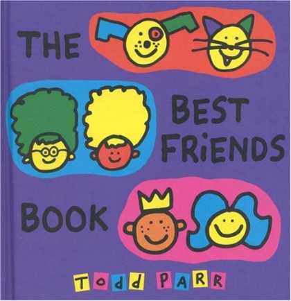 Books About Friendship - The Best Friends Book