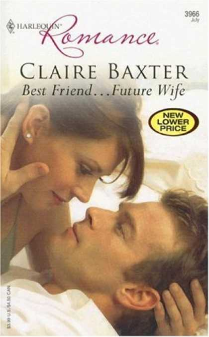 Books About Friendship - Best Friend...Future Wife (Harlequin Romance)