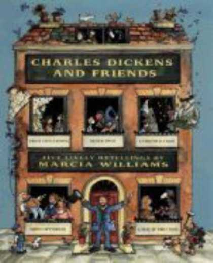 Books About Friendship - Charles Dickens and Friends