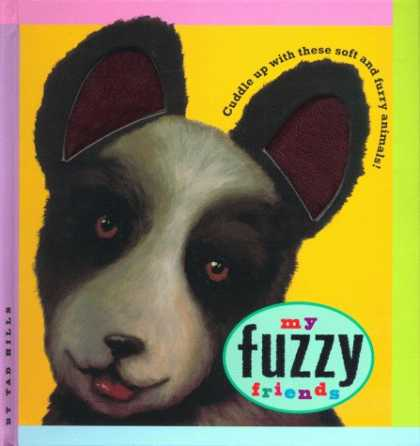 Books About Friendship - My Fuzzy Friends