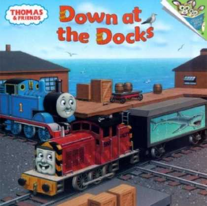 Books About Friendship - Thomas & Friends: Down at the Docks (Pictureback(R))