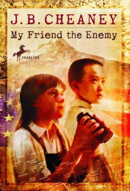 Books About Friendship - My Friend the Enemy