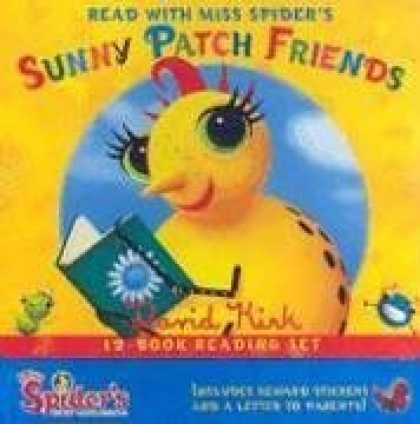 Books About Friendship - Read with Miss Spider's Sunny Patch Friends: 12-Book Reading Set